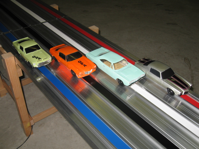 March 2013 Street Rod Top 4 Pinewood Derby